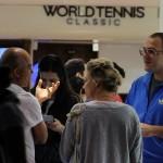 Ação de customização - World Tennis Classic