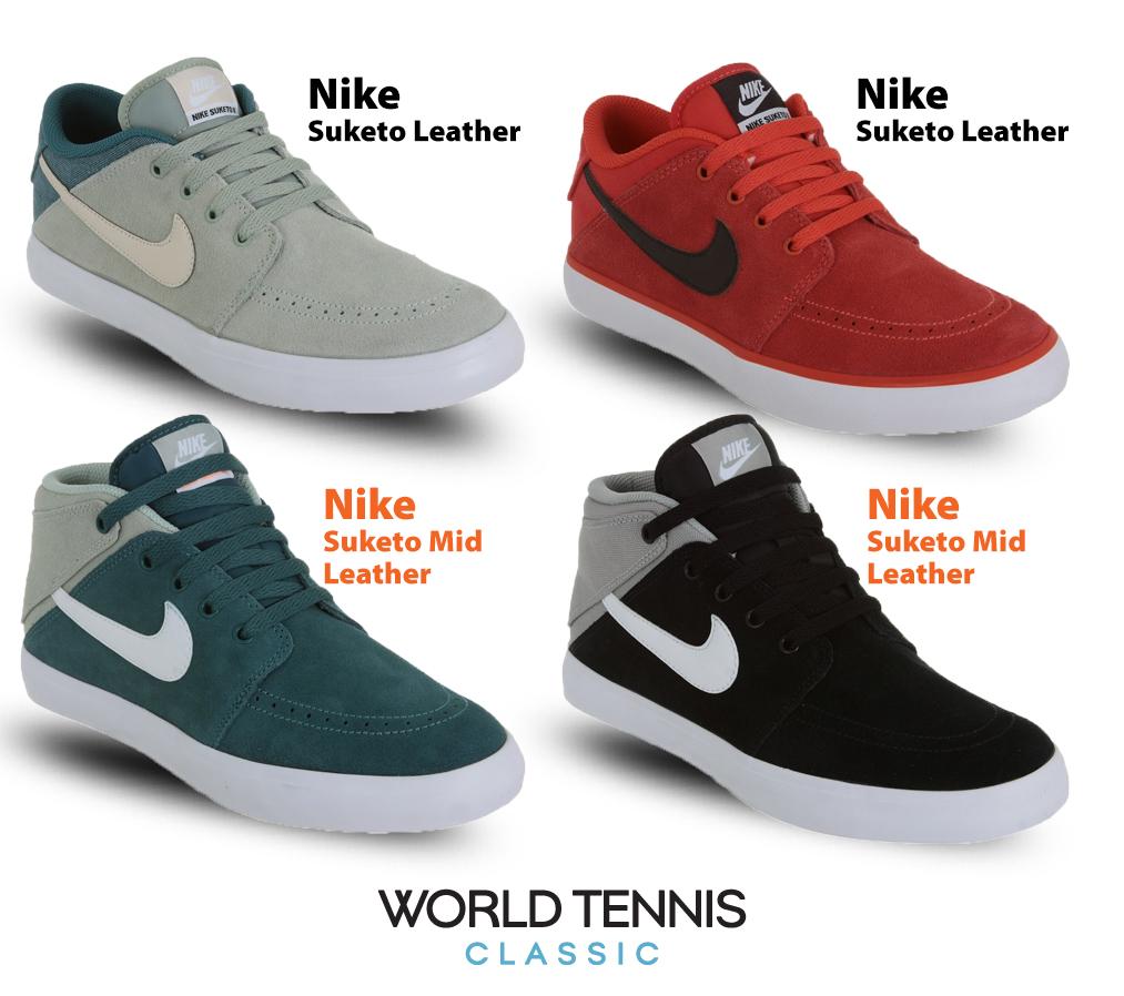 Nike Suketo Leather - World Tennis Classic
