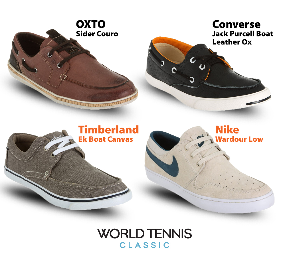 Tênis Boat - World Tennis Classic