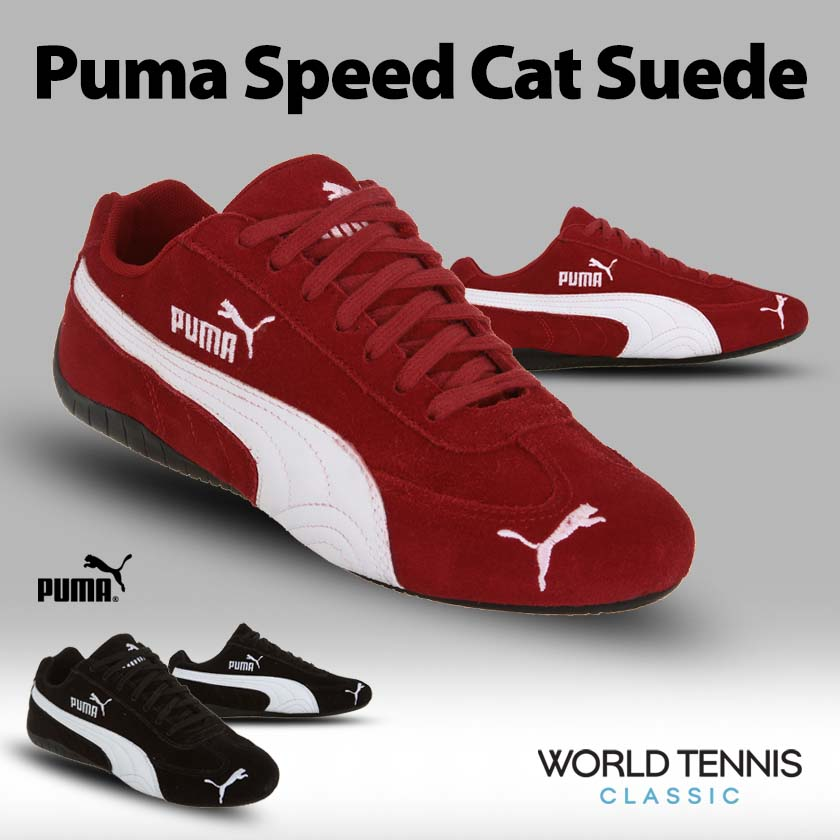 Puma Speed Cat Suede - World Tennis Classic